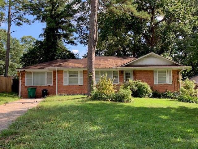 1869 Longdale Drive, Decatur, GA 30032 (MLS #6605438) :: RE/MAX Paramount Properties
