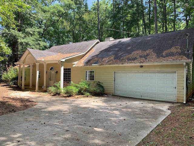 3455 Hicks Road SW, Marietta, GA 30060 (MLS #6605465) :: The Zac Team @ RE/MAX Metro Atlanta