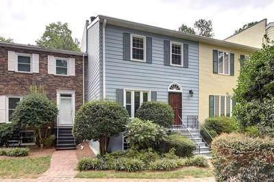260 Manning Road #104, Marietta, GA 30064 (MLS #6605507) :: RE/MAX Paramount Properties