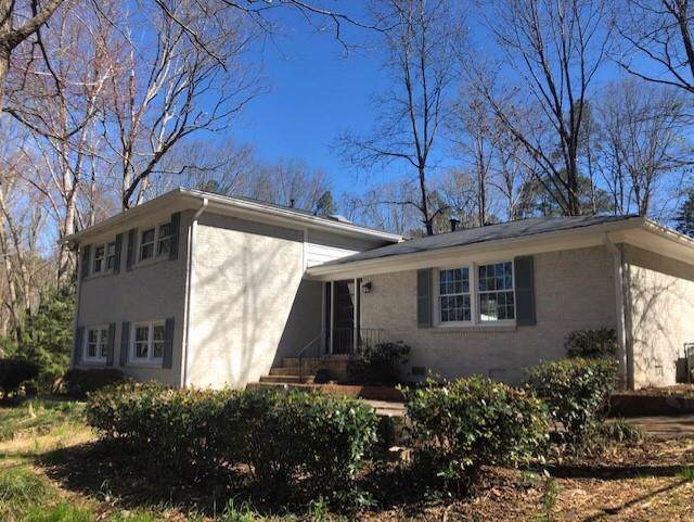 3606 Inman Drive, Brookhaven, GA 30319 (MLS #6605577) :: Julia Nelson Inc.
