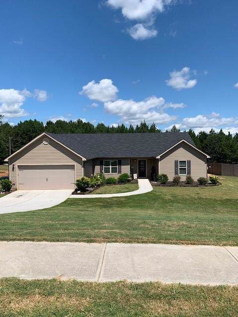 3300 Peyton Drive, Monroe, GA 30656 (MLS #6605809) :: The Heyl Group at Keller Williams