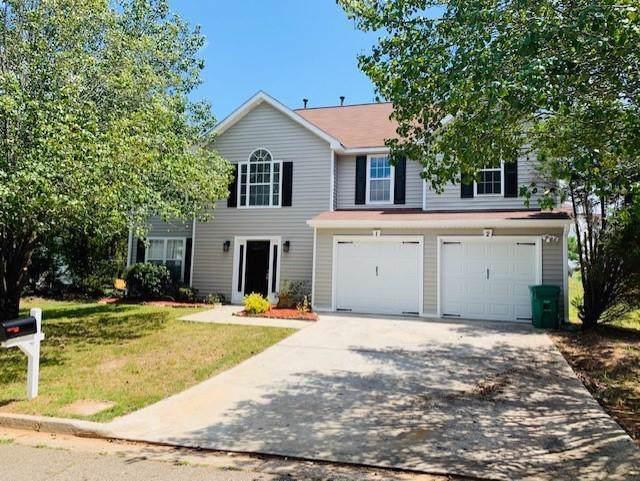 2526 Willow Way Drive, Lithonia, GA 30058 (MLS #6606119) :: North Atlanta Home Team