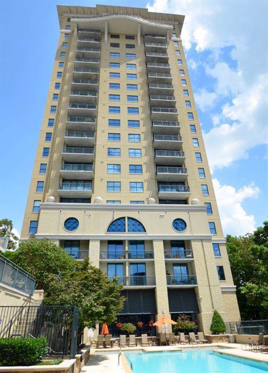3040 Peachtree Road NW #711, Atlanta, GA 30305 (MLS #6606749) :: Iconic Living Real Estate Professionals