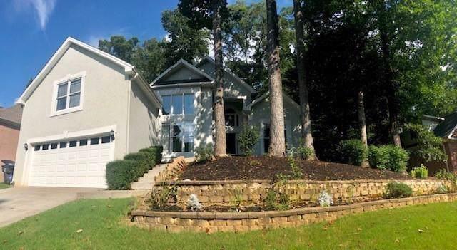 5335 Lexington View Place, Sugar Hill, GA 30518 (MLS #6606937) :: The Stadler Group