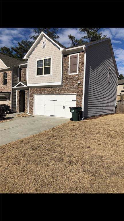 2867 Mell Rise Way #2867, Snellville, GA 30078 (MLS #6607194) :: Iconic Living Real Estate Professionals