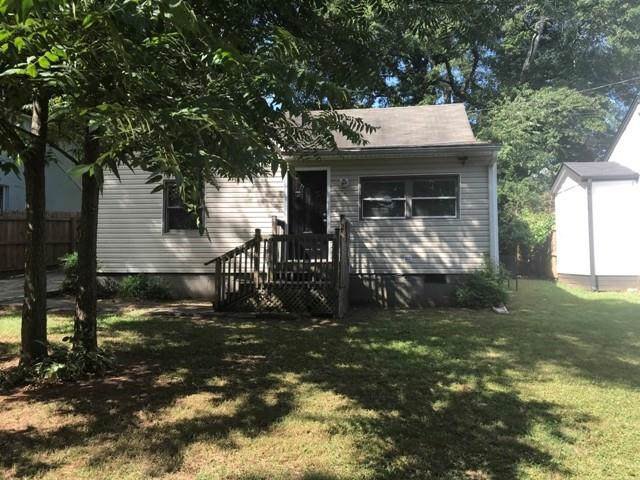 1899 Cannon Street, Decatur, GA 30032 (MLS #6607220) :: RE/MAX Paramount Properties