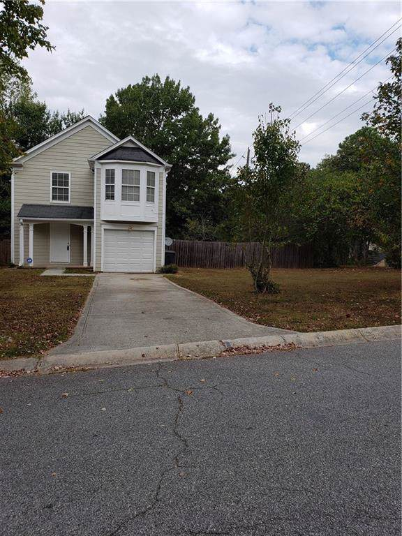 1229 Flagstone Way, Norcross, GA 30093 (MLS #6607547) :: Vicki Dyer Real Estate
