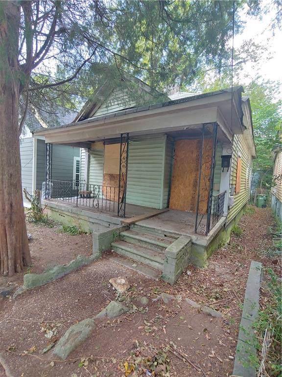 967 Smith Street SW, Atlanta, GA 30310 (MLS #6607943) :: Kennesaw Life Real Estate
