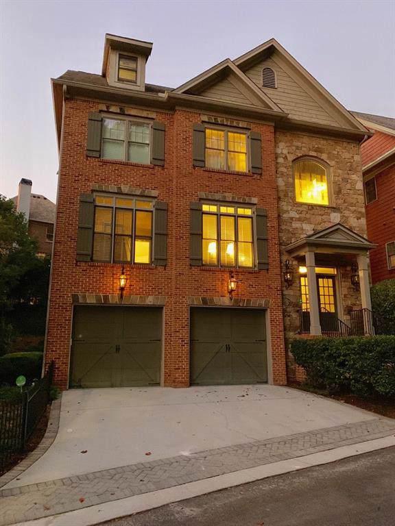 1140 Chantilly Commons Drive NE, Atlanta, GA 30324 (MLS #6609001) :: The Hinsons - Mike Hinson & Harriet Hinson