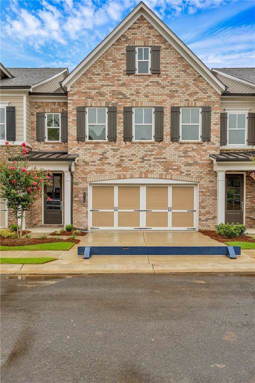 203 Bellehaven Place #42, Woodstock, GA 30188 (MLS #6609685) :: Path & Post Real Estate