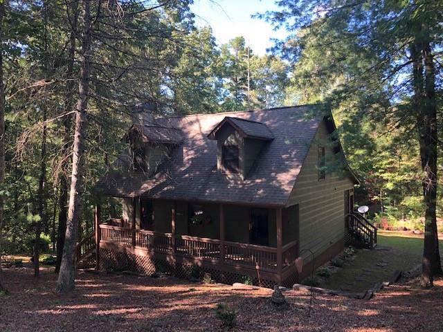 187 Pleasant Gap Cemetery Road, Ellijay, GA 30540 (MLS #6609901) :: RE/MAX Paramount Properties