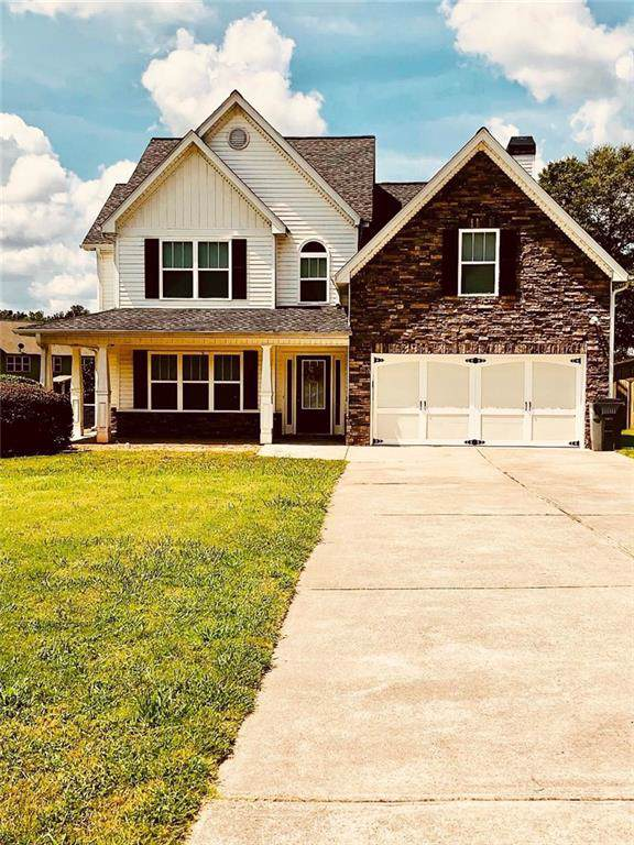 291 White Flower Circle, Villa Rica, GA 30180 (MLS #6609905) :: North Atlanta Home Team