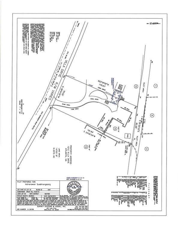 1212 Villa Drive NE, Atlanta, GA 30306 (MLS #6610264) :: Rock River Realty