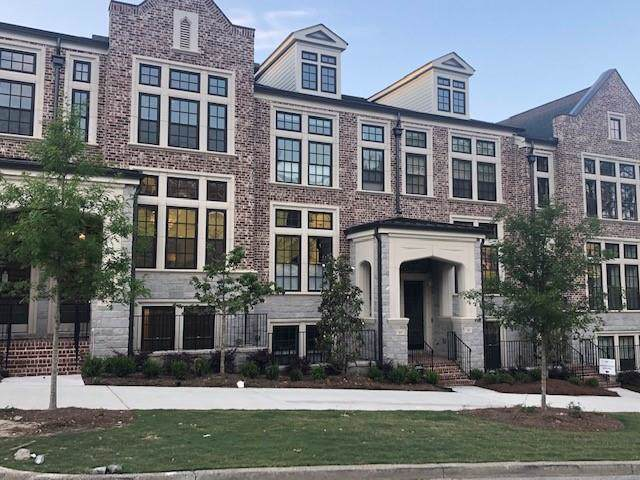 241 Devin Place NE #35, Atlanta, GA 30305 (MLS #6610681) :: The Heyl Group at Keller Williams