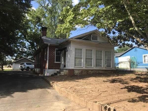 411 Barber Road Na, Marietta, GA 30060 (MLS #6612144) :: North Atlanta Home Team