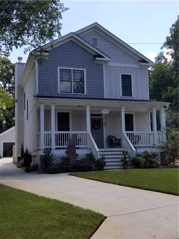 1306 Walker Avenue, East Point, GA 30344 (MLS #6612226) :: The North Georgia Group