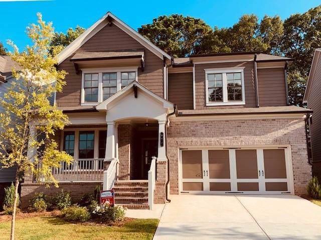 409 Crimson Maple Way, Smyrna, GA 30082 (MLS #6612551) :: North Atlanta Home Team