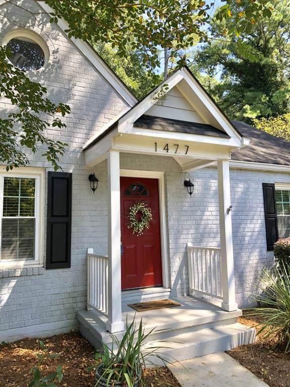 1477 Deerwood Drive, Decatur, GA 30030 (MLS #6612698) :: North Atlanta Home Team