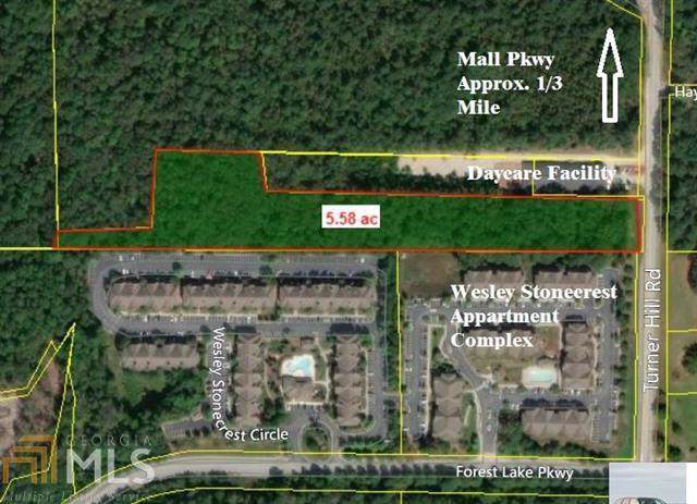 3281 Turner Hill Road, Lithonia, GA 30038 (MLS #6613516) :: North Atlanta Home Team