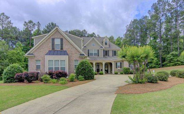 15 Drews Ridge Drive, Newnan, GA 30263 (MLS #6613649) :: RE/MAX Prestige