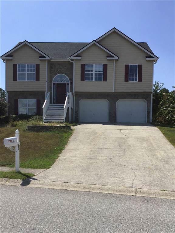 55 Richmond Drive, Hiram, GA 30141 (MLS #6614022) :: North Atlanta Home Team