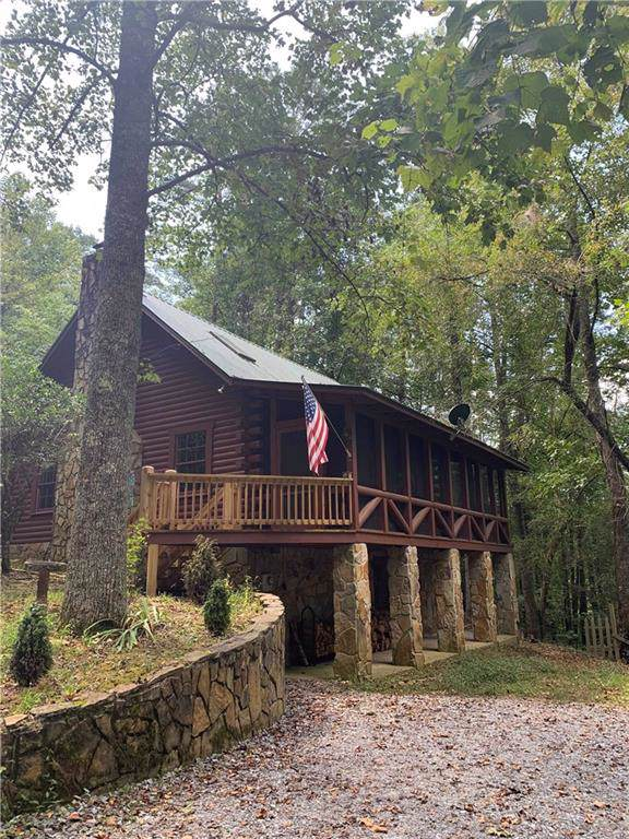 1591 Bates Road, Ellijay, GA 30540 (MLS #6614145) :: North Atlanta Home Team