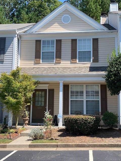 1065 Whitestone Ridge Drive, Alpharetta, GA 30005 (MLS #6614587) :: RE/MAX Paramount Properties