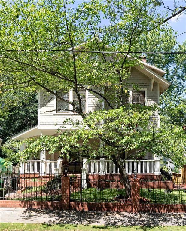 1266 Euclid Avenue NE, Atlanta, GA 30307 (MLS #6615085) :: The Zac Team @ RE/MAX Metro Atlanta