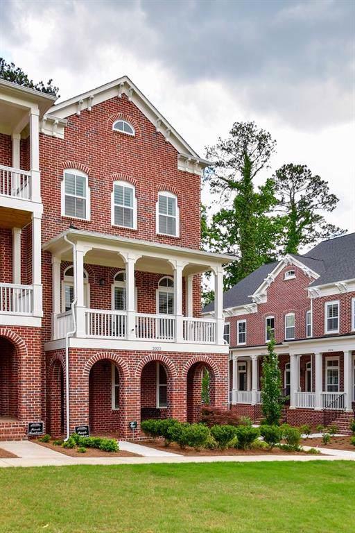 2022 Attell Way, Decatur, GA 30033 (MLS #6615845) :: North Atlanta Home Team