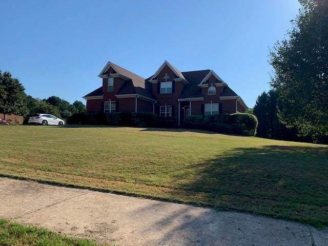 228 Overland Trail, Mcdonough, GA 30252 (MLS #6616317) :: Rock River Realty