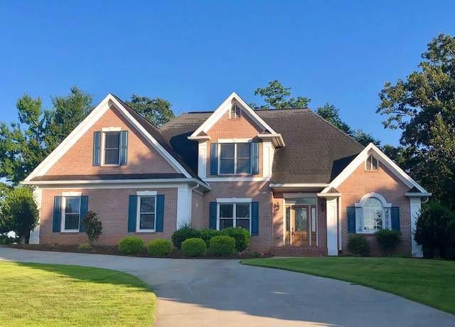 155 Riverview Drive, Dawsonville, GA 30534 (MLS #6616511) :: North Atlanta Home Team