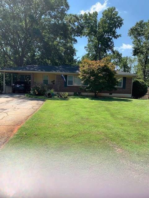 2043 SW Warren Drive #0, Austell, GA 30106 (MLS #6617064) :: The Heyl Group at Keller Williams