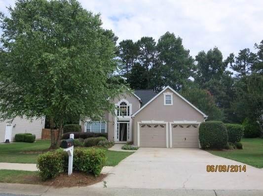 141 Eagle Glen Drive, Woodstock, GA 30189 (MLS #6617527) :: RE/MAX Paramount Properties