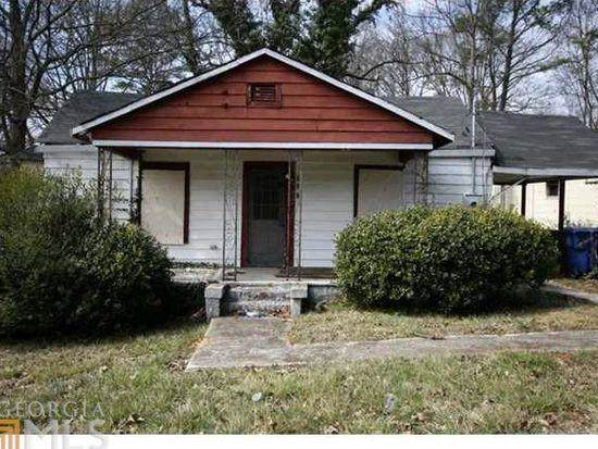 118 Stafford Street NW, Atlanta, GA 30314 (MLS #6617886) :: North Atlanta Home Team