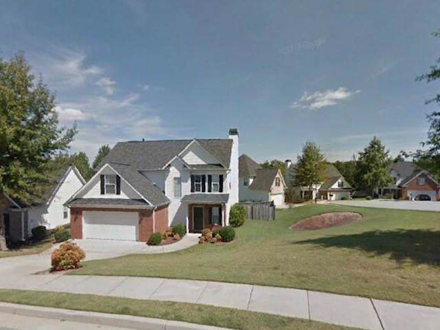 15 Riva Ridge Lane, Newnan, GA 30263 (MLS #6618052) :: Compass Georgia LLC