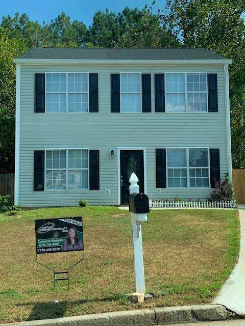 1946 Patterson Park Place, Lawrenceville, GA 30044 (MLS #6618095) :: The Heyl Group at Keller Williams