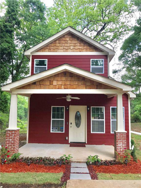 1409 SW Bridges Avenue SW, Atlanta, GA 30310 (MLS #6618222) :: Kennesaw Life Real Estate