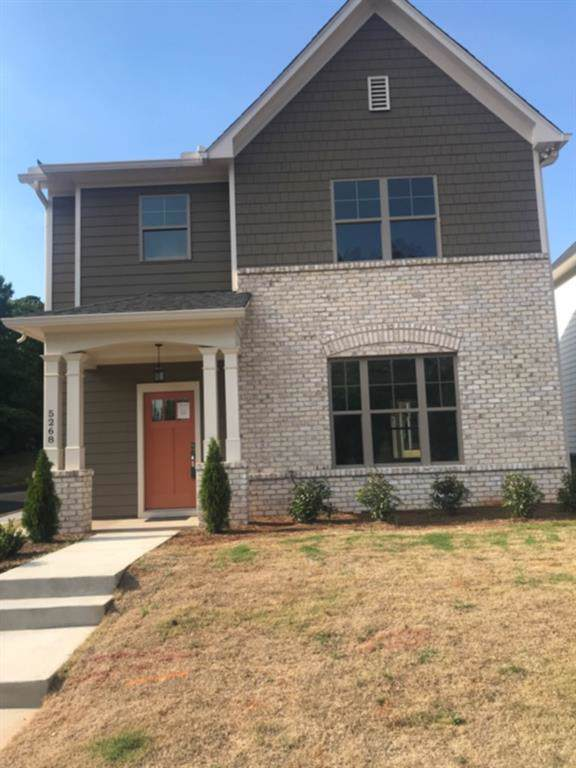 5268 Hearthstone Street, Stone Mountain, GA 30083 (MLS #6618581) :: North Atlanta Home Team
