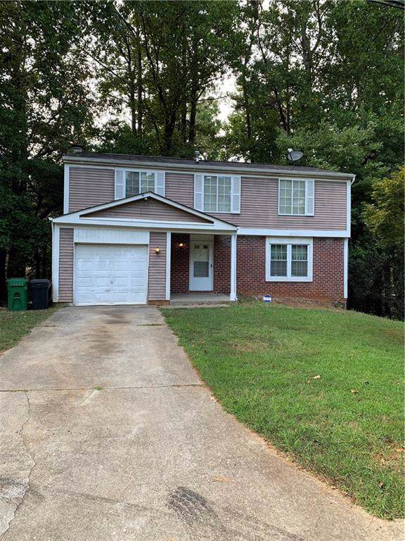 4826 White Oak Trail, Stone Mountain, GA 30088 (MLS #6618939) :: The Heyl Group at Keller Williams