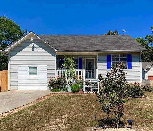 352 Buck Boulevard SE, Calhoun, GA 30701 (MLS #6619366) :: North Atlanta Home Team