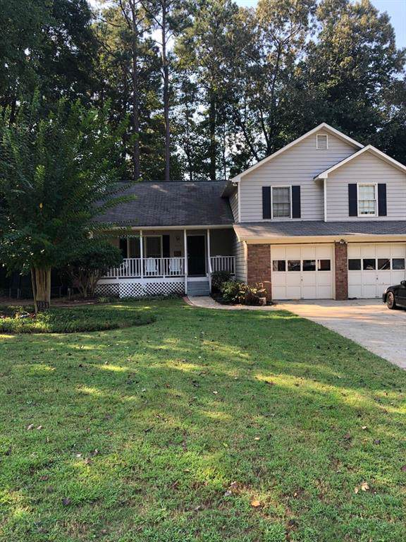 4038 E Spring Meadow Drive, Acworth, GA 30101 (MLS #6619621) :: The North Georgia Group
