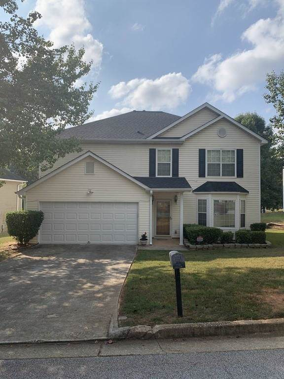 3003 Hampton Club Way, Lithonia, GA 30038 (MLS #6619768) :: North Atlanta Home Team