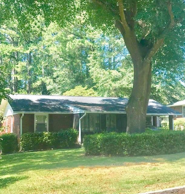 2516 Woodridge Drive, Decatur, GA 30033 (MLS #6620011) :: North Atlanta Home Team