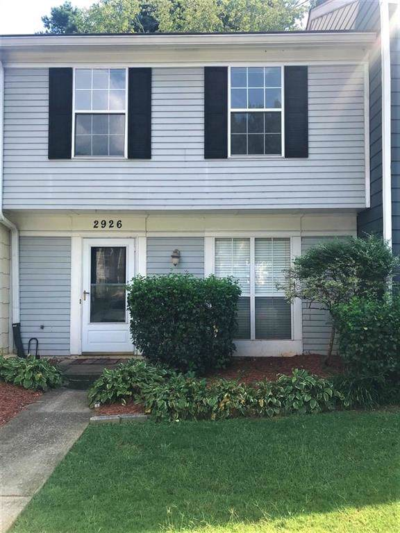 2926 Aspen Woods Entry Estate, Atlanta, GA 30360 (MLS #6620070) :: Todd Lemoine Team