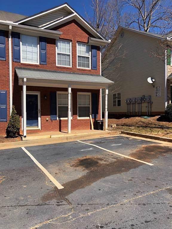 3633 Ginnis Road SW #7, Atlanta, GA 30331 (MLS #6620134) :: Kennesaw Life Real Estate