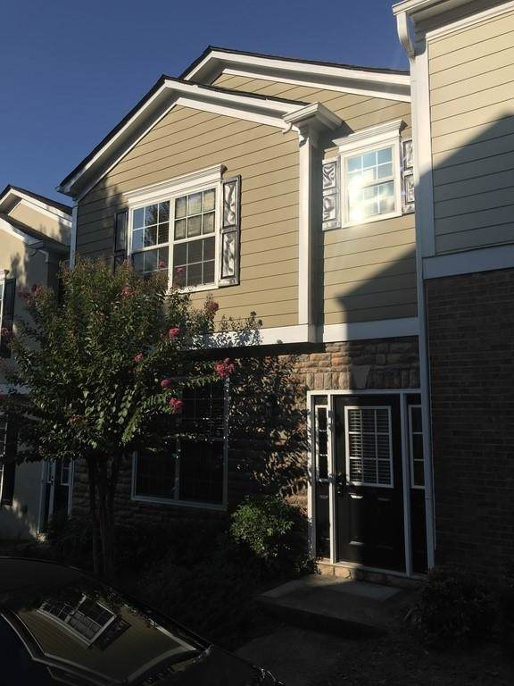 144 Riverstone Commons Circle #103, Canton, GA 30114 (MLS #6620153) :: Rock River Realty