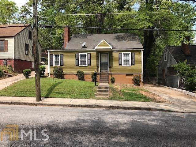 1255 Campbellton Road SW, Atlanta, GA 30310 (MLS #6620562) :: Iconic Living Real Estate Professionals