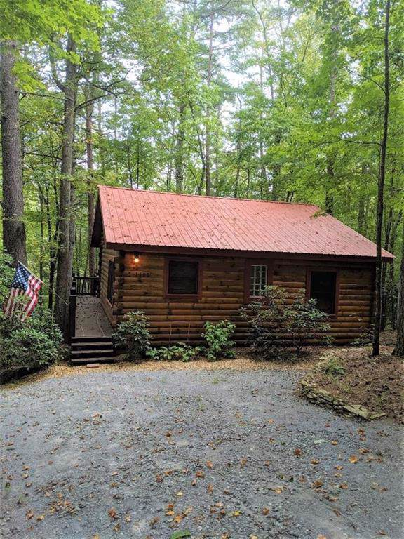 1451 Hidden Lake Drive, Cherry Log, GA 30522 (MLS #6620588) :: North Atlanta Home Team