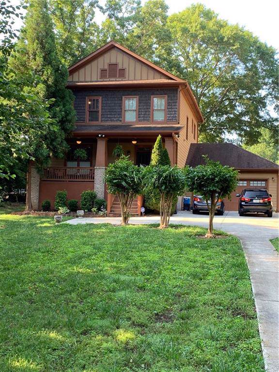 1519 Eastland Road SE, Atlanta, GA 30316 (MLS #6620670) :: North Atlanta Home Team
