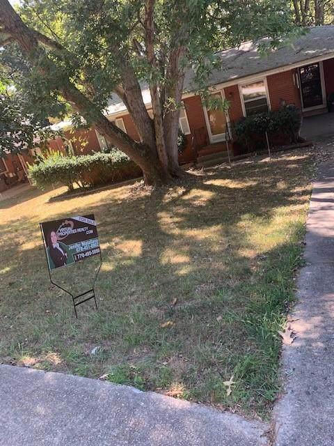 4545 Hendrix Drive, Forest Park, GA 30297 (MLS #6620785) :: North Atlanta Home Team